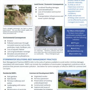 Intro to Stormwater II