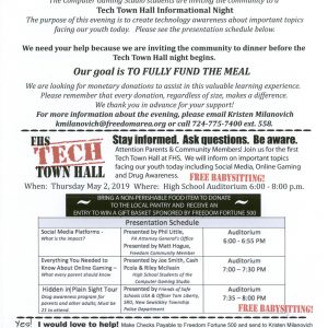 FHS Town Hall Night